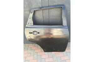 Новые Двери задние Nissan Qashqai+2