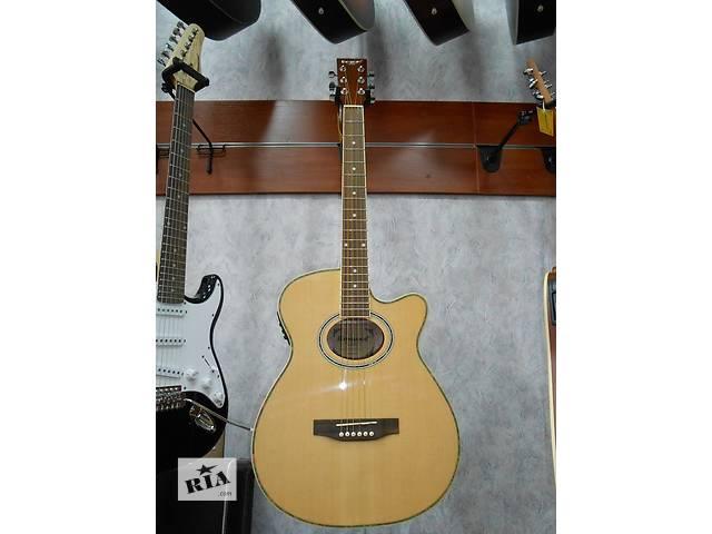 бу Новая Электроакустическая Гитара MAXWOOD MJ-6606/CEQ в Чернигове
