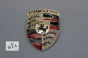 Новые Эмблемы Porsche