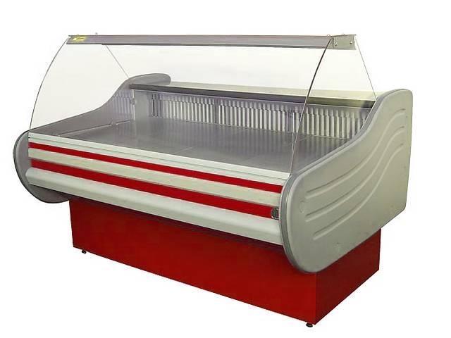 бу   Новая холодильная витрина Айстермо ВХСКУ АРКТИКА 1.6 - качественное холодильное оборудование в Одессе