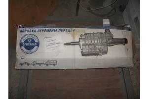 Новые КПП ГАЗ 31105