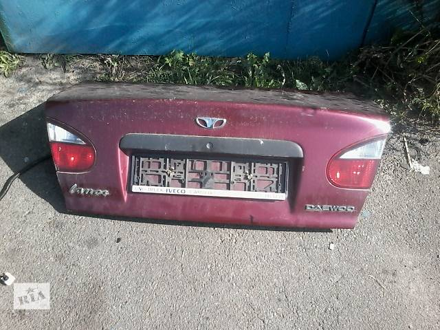 продам Новая крышка багажника для легкового авто Daewoo Lanos бу в Луцке