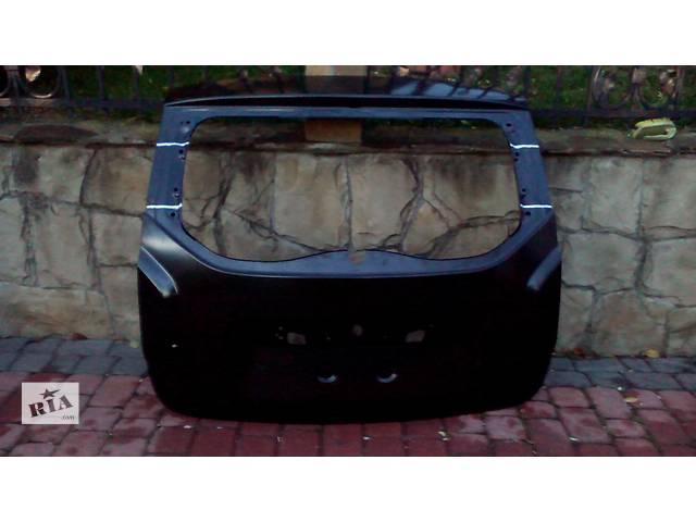 Новая крышка багажника для легкового авто Renault Duster- объявление о продаже  в Львове