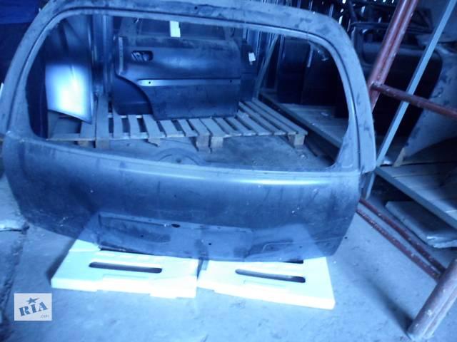 купить бу Новая кришка багажника универсала опель астра Opel Astra H Caravan GM-93187246 в Киеве