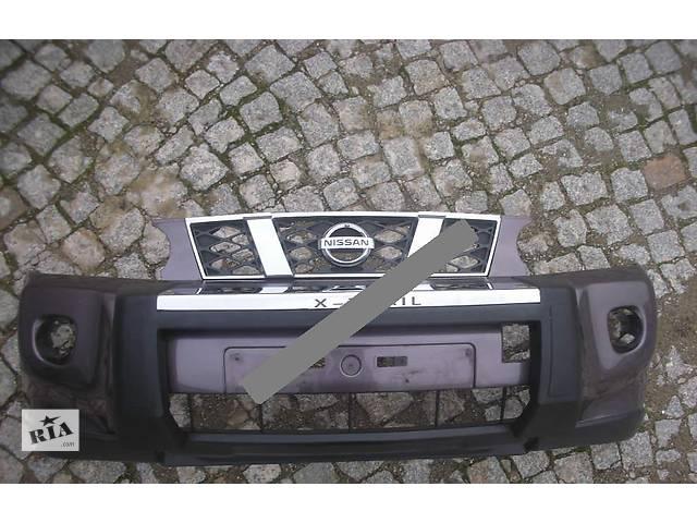 Новая накладка бампера для легкового авто Nissan X-Trail- объявление о продаже  в Луцке