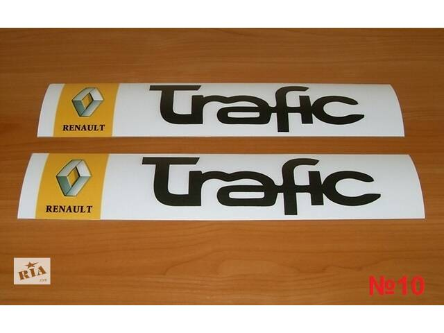 купить бу Новая накладка порога для легкового авто Renault Trafic в Луцке