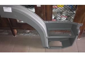 Новые Подножки Mercedes Atego