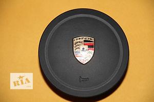 Новые Подушки безопасности Porsche Cayenne