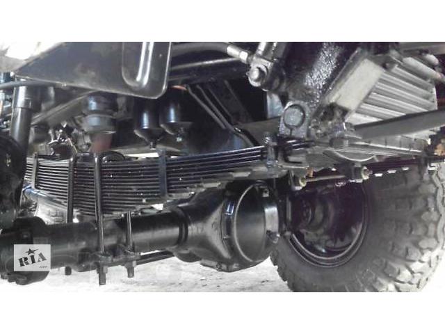 продам Новая подвеска для грузовика ЗИЛ 157 бу в Киеве