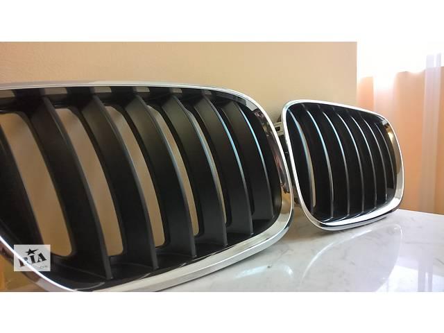 бу Новая решётка радиатора для кроссовера BMW X5 E53, оригинал! в Киеве