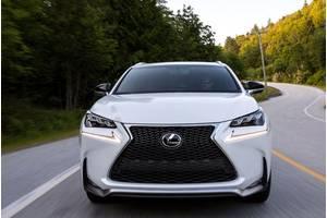 Нові грати радіатора Lexus NX