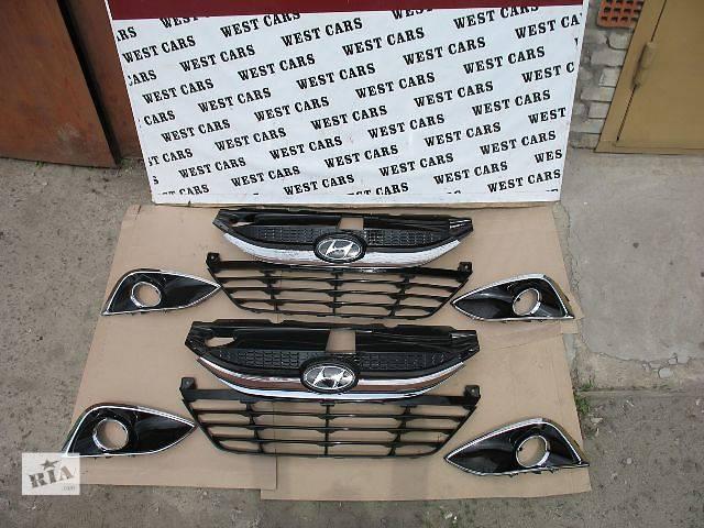 бу Новая решётка радиатора для легкового авто Hyundai IX35 в Луцке