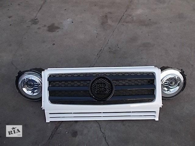 купить бу Новая решётка радиатора для легкового авто Mercedes G 65 AMG 6x6 4x4  в Ужгороде