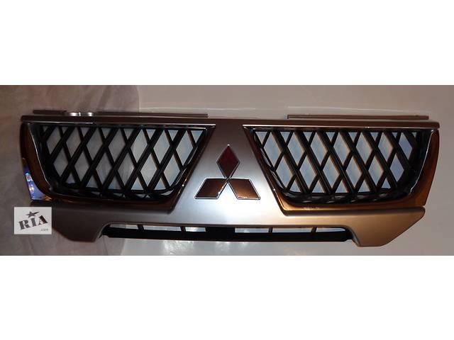 продам Новая решётка радиатора для легкового авто Mitsubishi Pajero Sport бу в Луцке