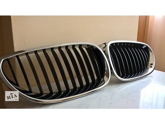 продам Новая решётка радиатора для седана BMW 5 Series E60, оригинал! бу в Киеве