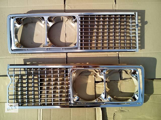 купить бу Новая решётка радиатора для седана ВАЗ 2106+ очки, комплект в Черновцах