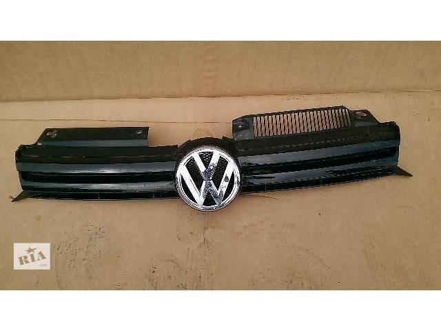 Новая решётка радиатора для седана Volkswagen Golf VI- объявление о продаже  в Пустомытах (Львовской обл.)