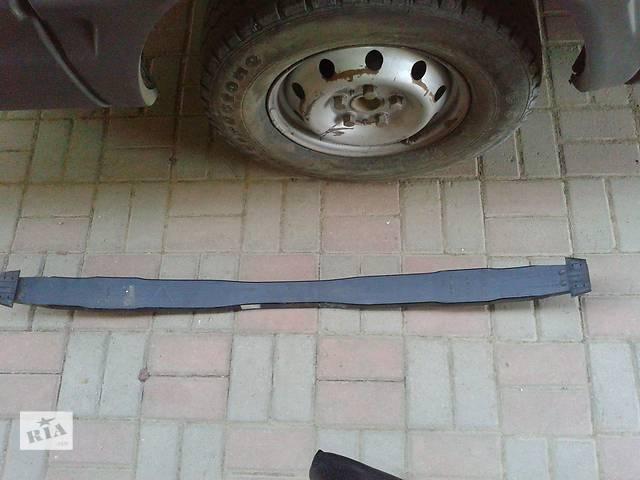 купить бу Новая рессора для микроавтобуса Iveco 35S13 в Черновцах