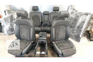 Новые Центральные консоли Audi Q7