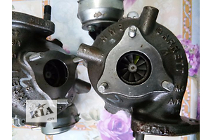 Новые Турбины Toyota Corolla