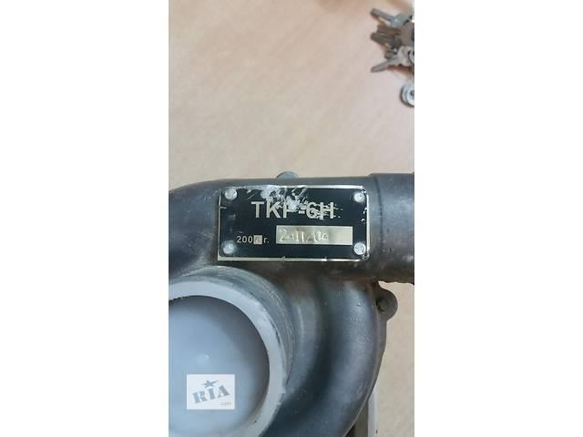 купить бу Новая турбина для трактора и другой спецтехники ТКР-6 в Хмельницком