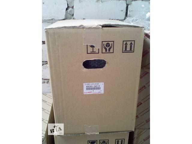 купить бу Новая задняя левая пневмоподушка для Toyota Sequoia 48090-34010 в Харькове