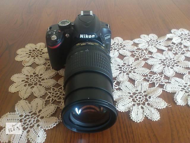 бу Новая зеркальная фотокамера Nikon D3200 18-105 VR Kit Гарантия 2 года! в Ужгороде