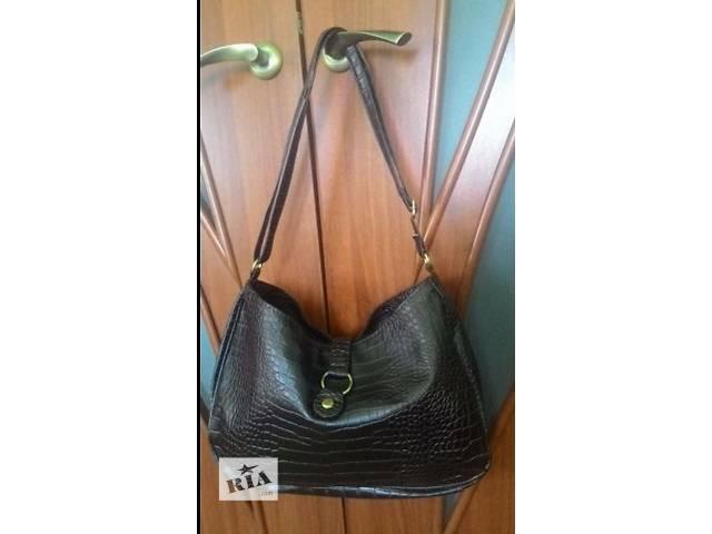продам новая женская сумка бу в Селидово