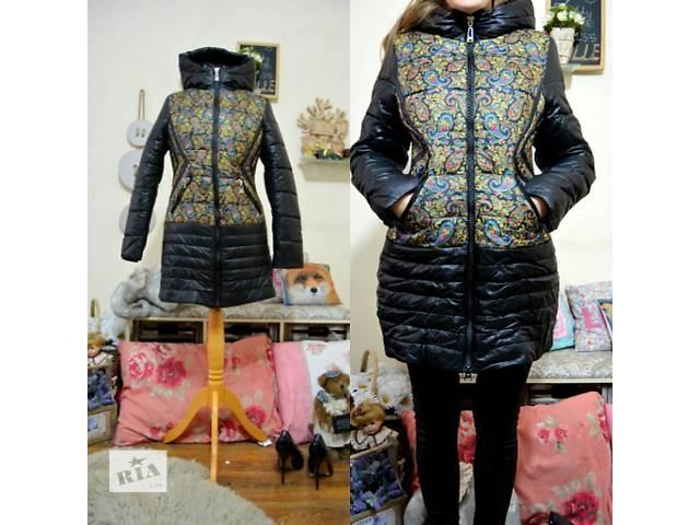 продам Новая зимняя курточка с капюшоном  бу в Житомире