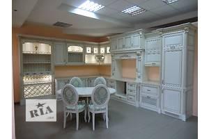 НОВАЯ деревяная кухня ЛЕС МАСТЕР