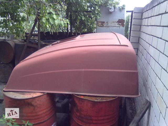 Камаз с самодельной крышей