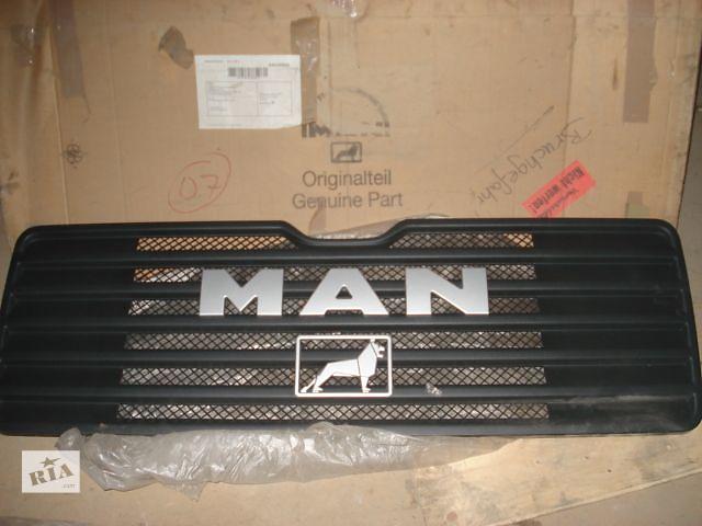 бу Новая решётка радиатора для грузовика MAN F 2000 в Черновцах