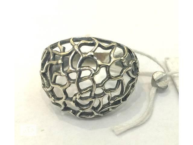 продам Новое красивое серебряное кольцо 17,5-18,5 Серебро 925 пробы бу в Харькове