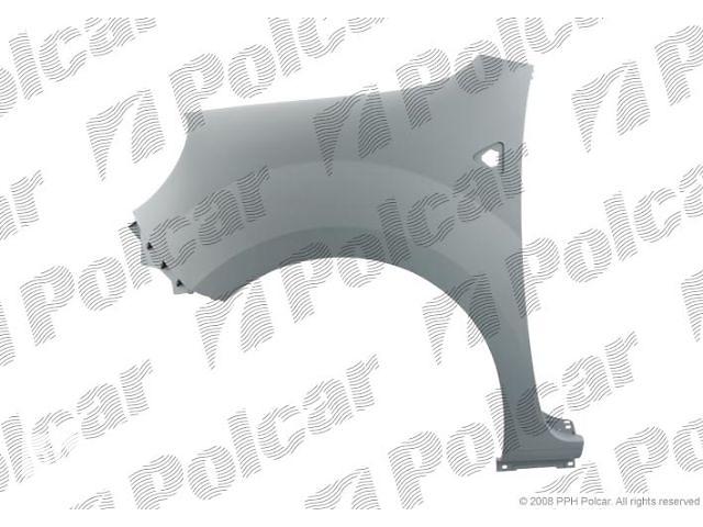 купить бу Новое крыло переднее для легкового авто Renault Kangoo  08- в Луцке