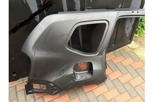 Новые Крылья задние Dacia Duster