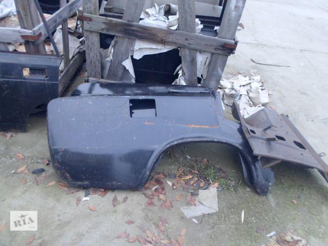 бу Новое крыло заднее для легкового авто ВАЗ 2104 в Берегово