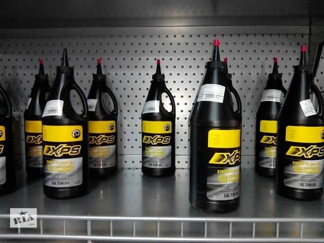 купить бу Новое масло трансмиссионное для квадроцикла BRP Can-Am в Мукачево