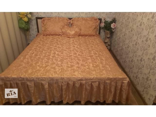 купить бу Новое покрывало на двухспальную кровать. в Константиновке