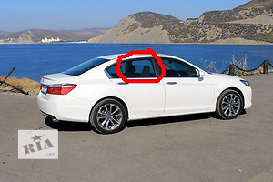 Новые Стекла двери Honda Accord