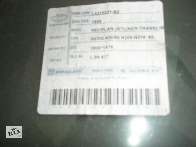 бу Новое стекло лобовое/ветровое для автобуса Neoplan Jetliner в Черновцах