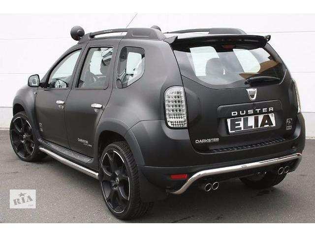 бу Новое стекло в кузов для универсала Renault Duster в Киеве
