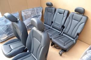 Новые Сидения Audi Q7