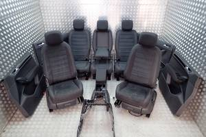 Новые Сидения Ford Transit Connect