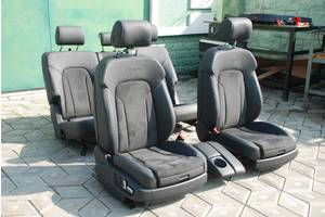 Новые Сидения Mercedes Citan