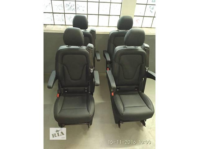 бу Новое сиденье для микроавтобуса Mercedes V-Class в Виннице