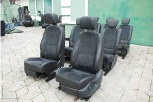 Нові сидіння Renault Kangoo