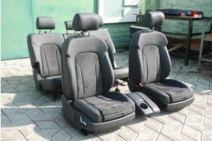 Новые Сидения Renault Kangoo