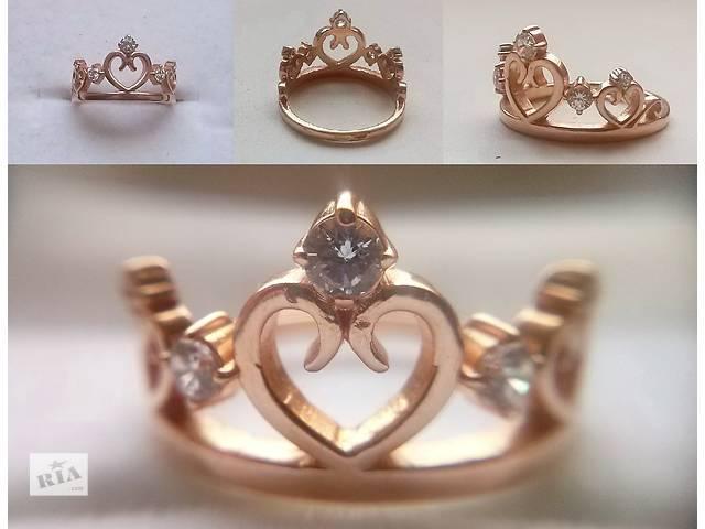 продам Новое золотое колечко 16,5 размер.  бу в Одессе
