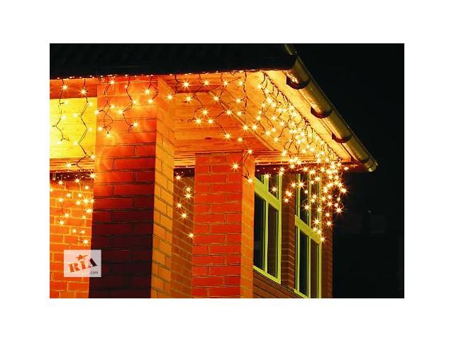продам Новогодняя декорация,световая гирлянда сеть,новогодняя иллюминация, бу  в Украине