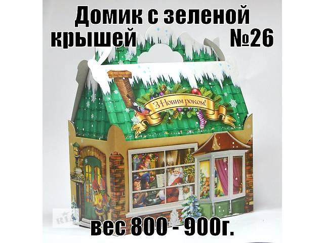 продам Новогодняя картонная упаковка ипакеты фольгированные для конфет от производителя бу в Вишневом